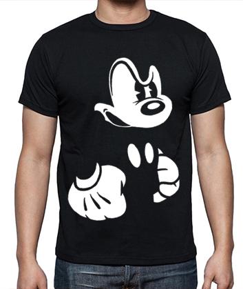 Tshirt Sueter de caballero Estampado de Mickey Mouse d83500ab1f936